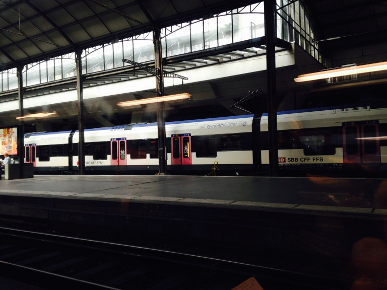 Luzern station