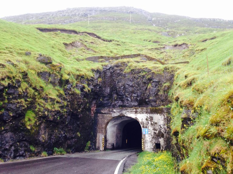One-Way Tunnel